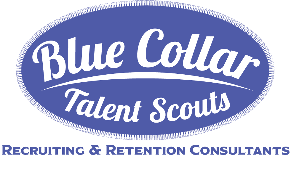 Blue Collar Talent Scouts Logo