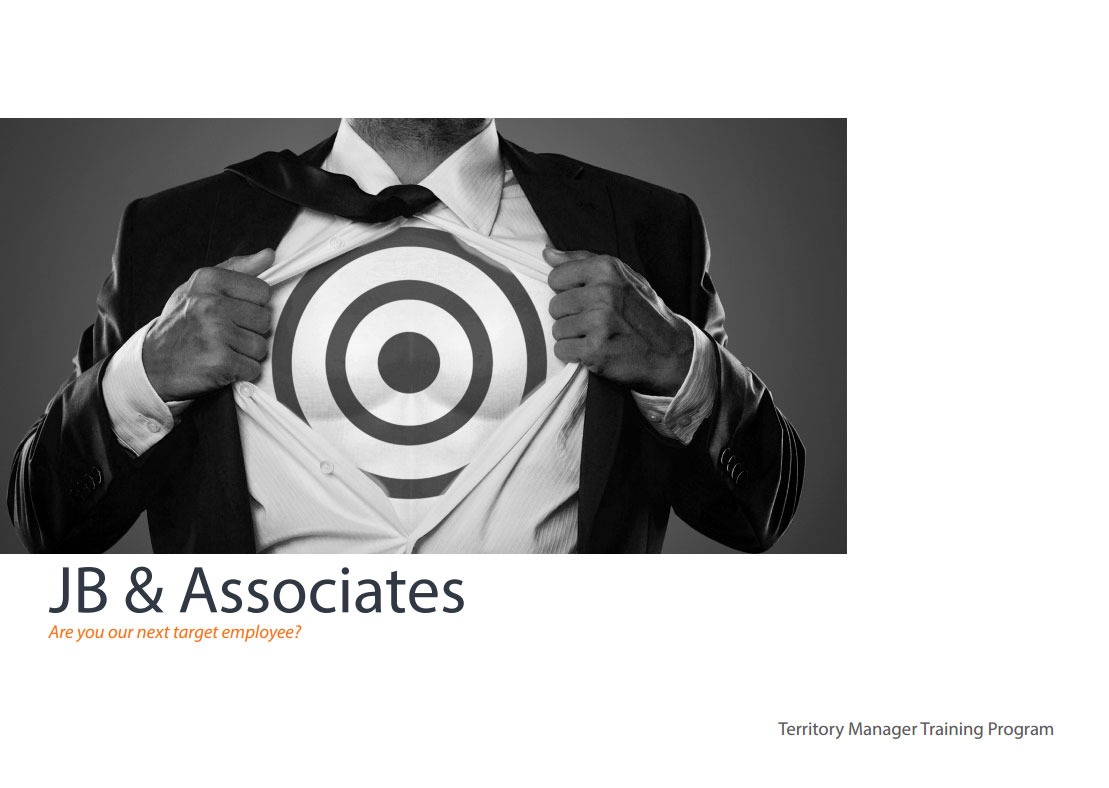 JB and Associates - Recruting Brochure